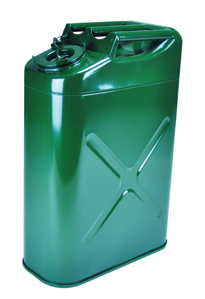 5 GALLON OLD SCHOOL JERRY CANS