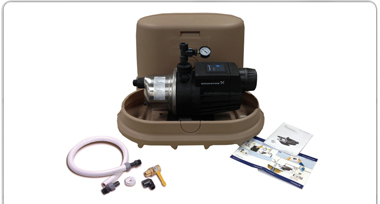 BUSHMAN PUMP KIT