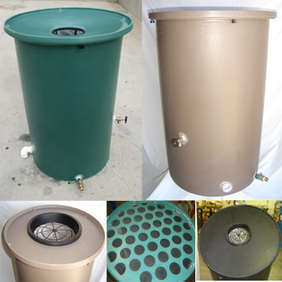 AGUA FRIA RAIN BARREL SERIES