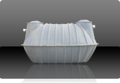 1,000 GALLON SEPTIC TANK