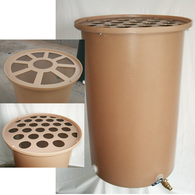 CUBO RAIN BARREL SERIES