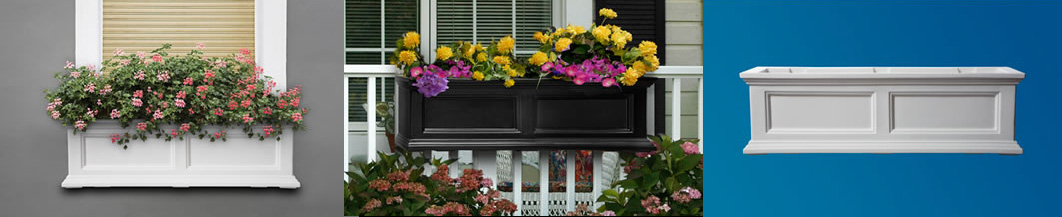FAIRFIELD 36 INCH WINDOW PLANTER