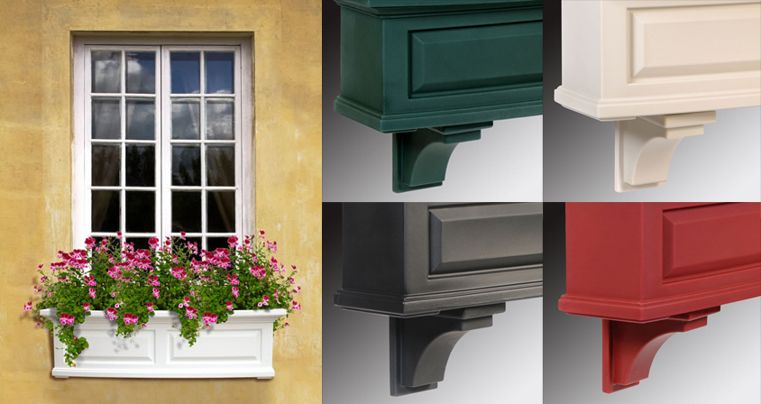NANTUCKET 36 INCH WINDOW BOX