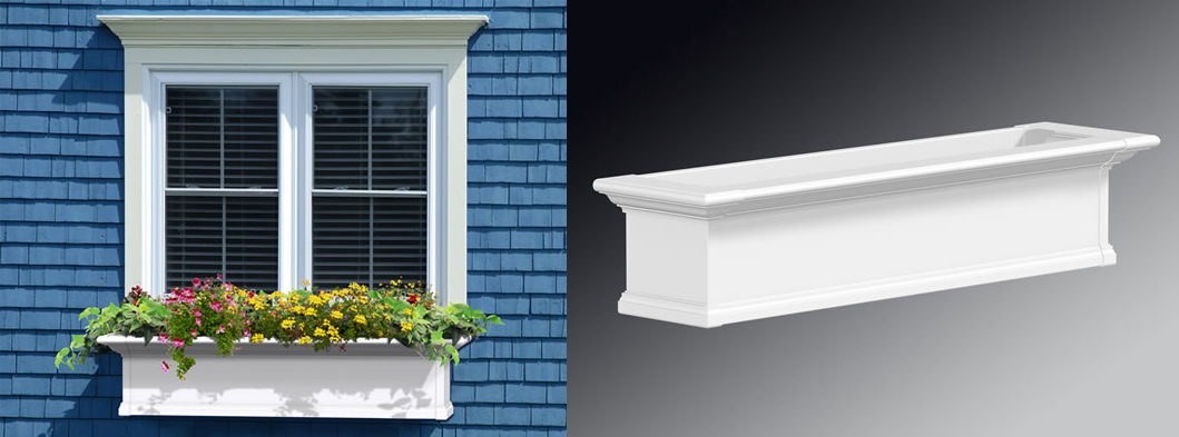 YORKSHIRE 48 INCH WINDOW BOX