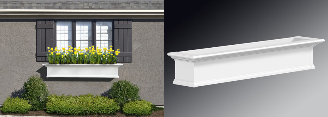 YORKSHIRE 60 INCH WINDOW BOX