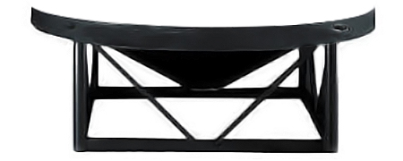 NORWESCO CONE BOTTOM STEEL STAND