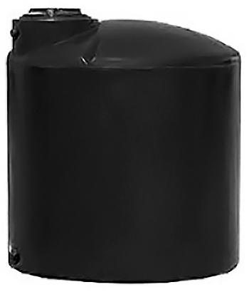 NORWESCO 5,500 GALLON VERTICAL WATER STORAGE TANK