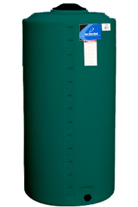 DEN HARTOG 225 GALLON VERTICAL TANK