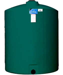 DEN HARTOG 550 GALLON VERTICAL TANK