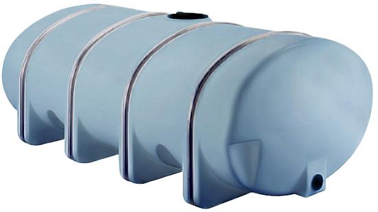 NORWESCO 2,635 GALLON ELLIPTICAL LEG TANK | BLUE