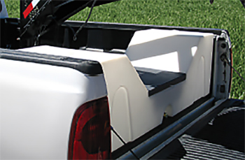 HIGH COUNTRY PLASTICS 63 GALLON TRUCK WATER CADDY