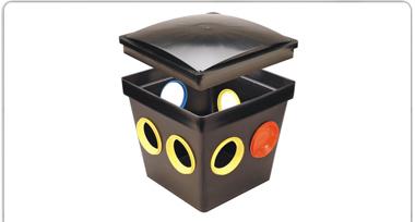 TUF TITE DISTRIBUTION BOX